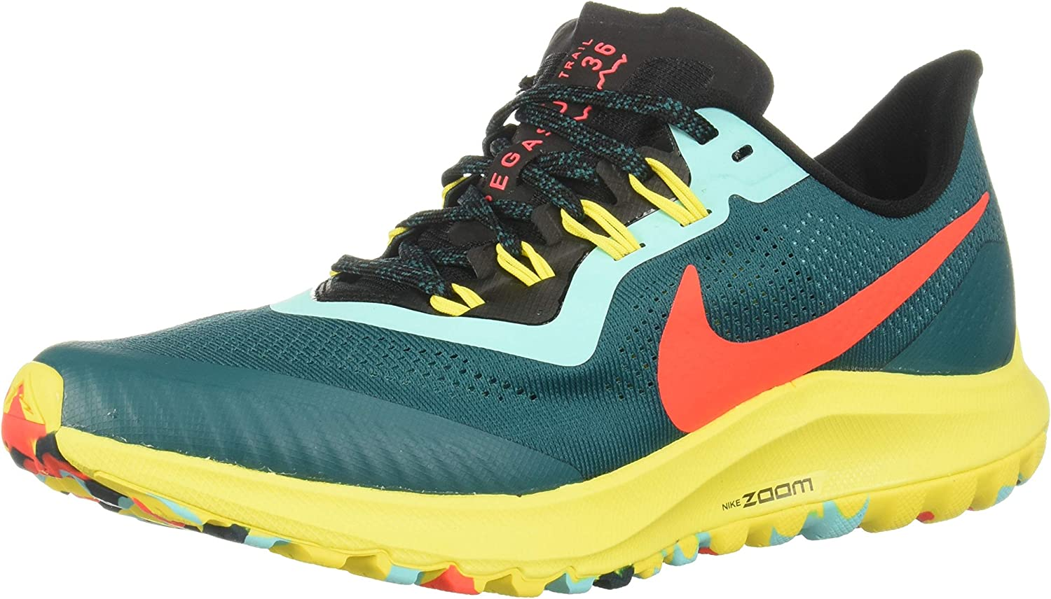 NIKE Air Zoom Pegasus 36 Trail, Zapatillas Running para Mujer: Amazon.es: Zapatos y complementos