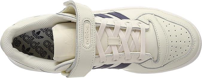 Adidas Forum Lo, Zapatillas de Deporte para Niños, Blanco (Blatiz/Azutra / Gum1 000), 36 EU: Amazon.es: Zapatos y complementos