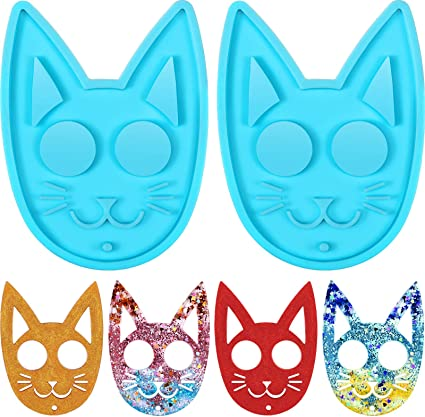 Charms Silicone Pendants 6 Pcs  Cat Shoes.