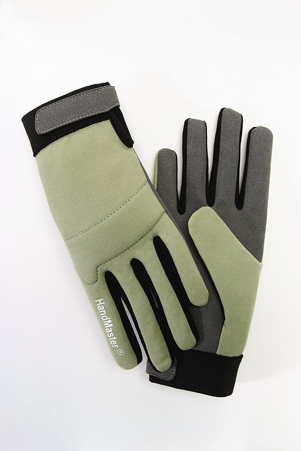 Magid G251VT Simply Pastel Synthetic Leather Heavy Duty Gardening Glove for Women, Small