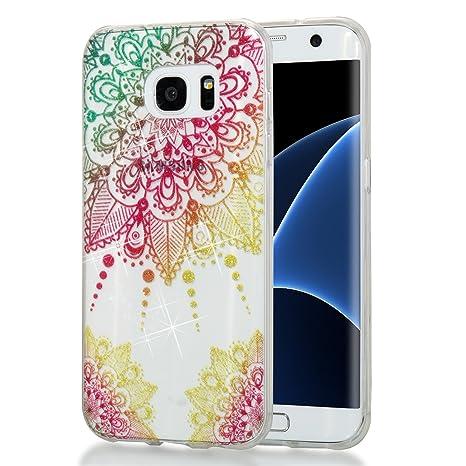 Alfort Samsung S7 Edge Funda Carcasa Samsung S7 Edge ...
