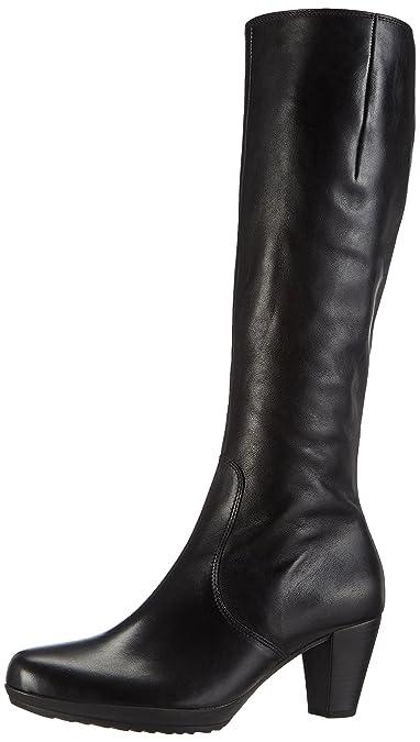 Gabor Shoes 35.768 Damen Langschaft Stiefel, Schwarz (schwarz 27), 44 EU ccd5d552e7