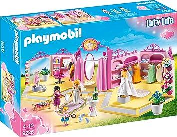 Playmobil 9226 Brautmodengeschaft Mit Salon Amazon De Spielzeug