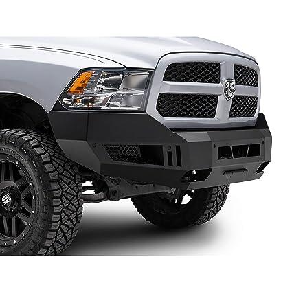 Ram 1500 Bumper >> Amazon Com Barricade Extreme Hd Front Bumper Textured