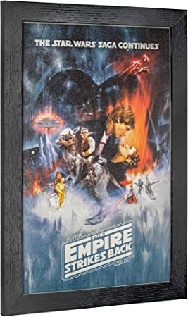 Star Wars Trilogy Film Poster Collection Wall Art Print Chewbacca Character