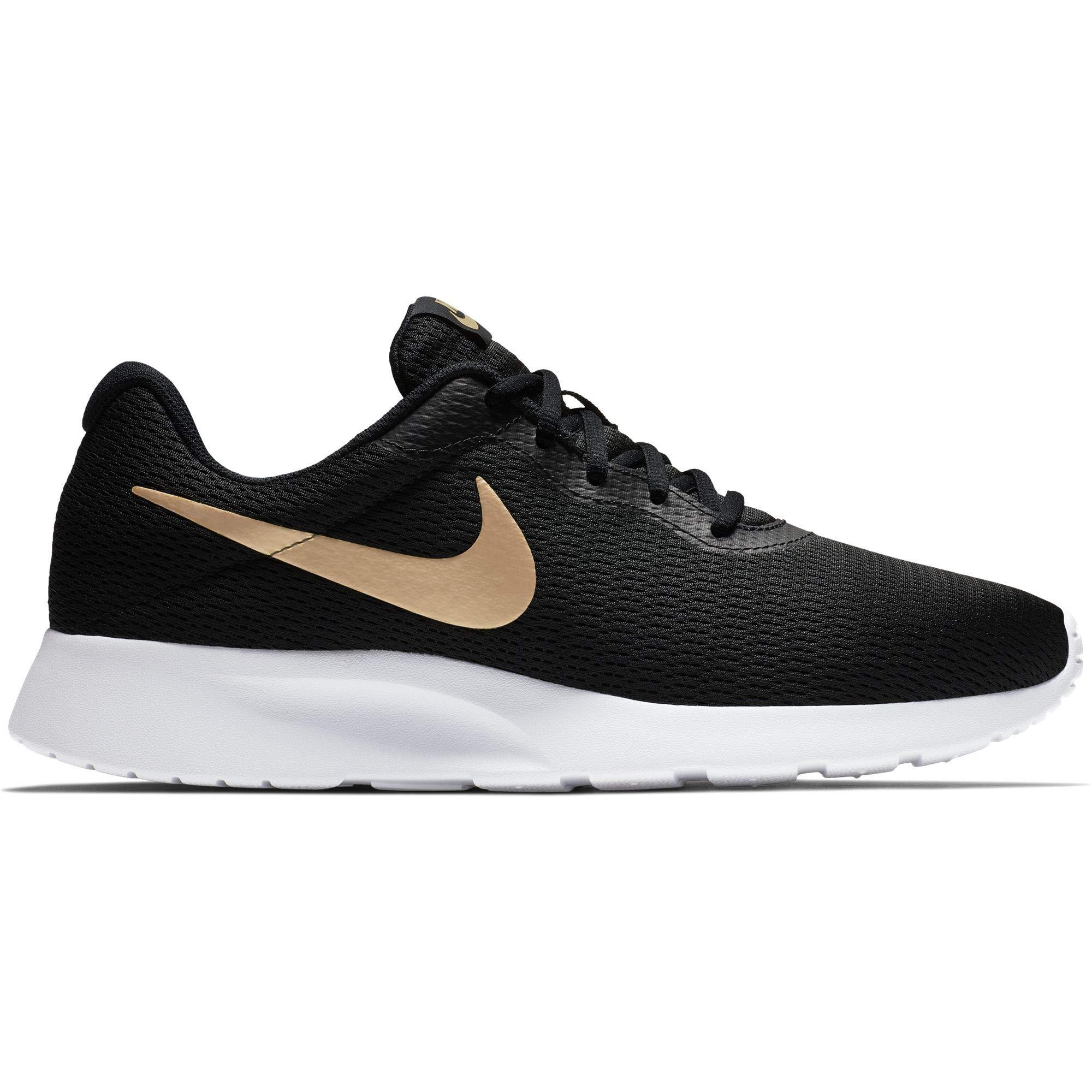 Nike Men's Tanjun Shoe Black/Metallic