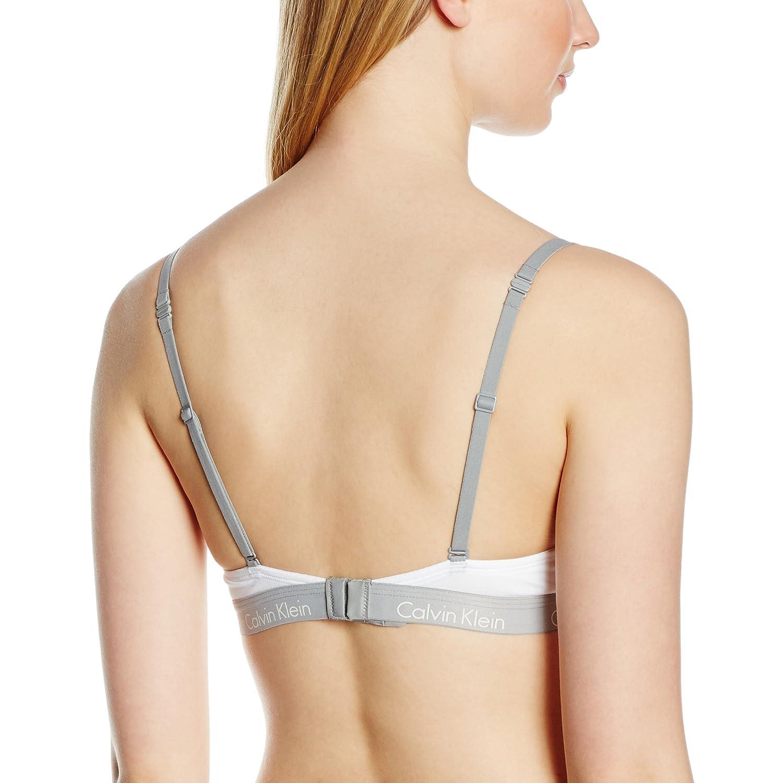 Calvin Klein T-Shirt Bra, Sujetador para Mujer: Amazon.es: Ropa y accesorios