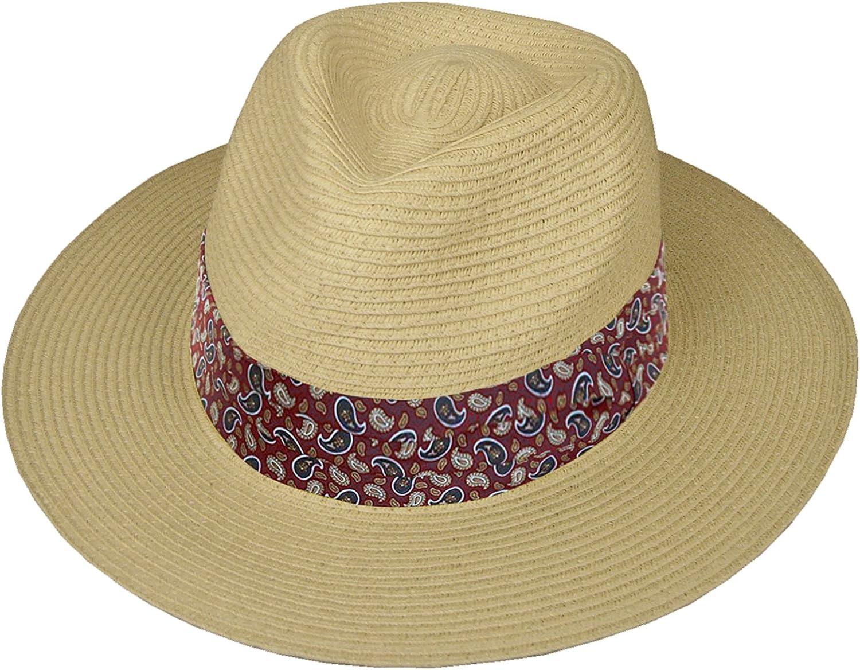 Hey Hey Twenty Fedora Hat with Travel Tube