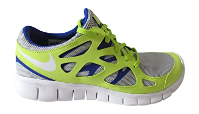 NIKE Free Run 2 NSW Mens Running Trainers 540244 Sneakers Shoes (UK 7.5 US  8.5