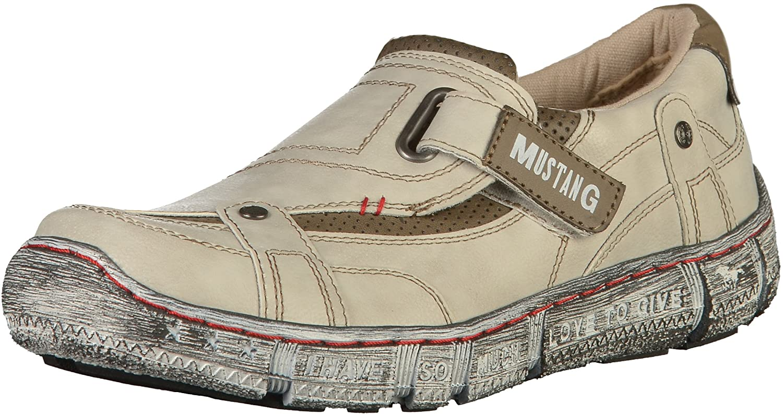 Mustang 1110-404 Zapatillas para Mujer 40 EU gris