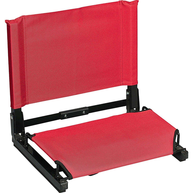 Amazon Black Stadium Chair Sports Stadium Seats And