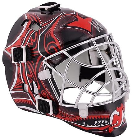 2de302ad8 Amazon.com  Martin Brodeur Autographed New Jersey Devils Mini Goalie ...