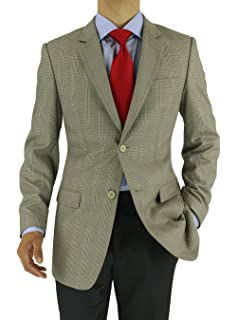 bde3cebb545 Marzzotti Rossi Modern Fit Men's Suit Jacket Two Button Sport Blazer ...