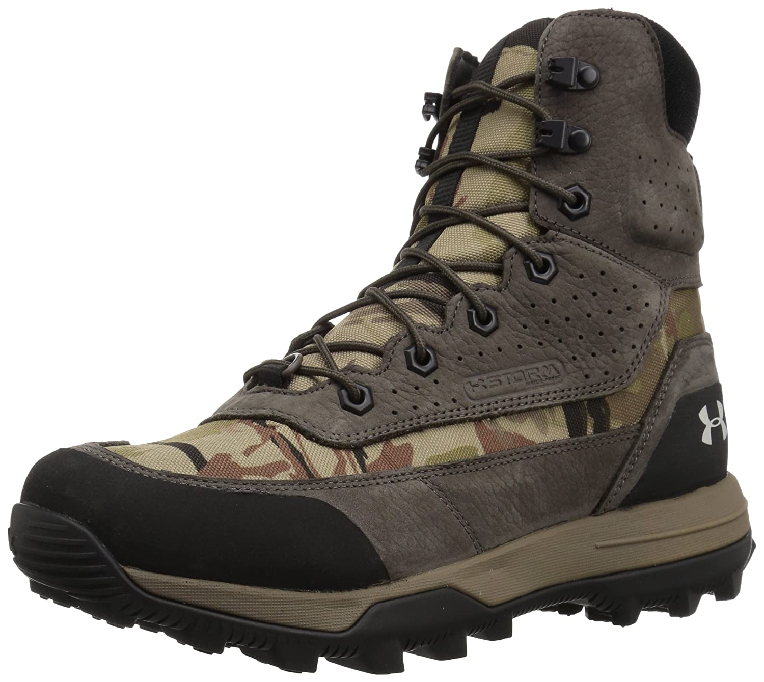 Under Armour Women's SF Bozeman 2.0 Hiking Boot B01MYO51Q2 6.5 M US|Ridge Reaper Camo Ba (900)/Maverick Brown