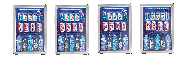 Pack of 2 Danby 2.6-Cu Beverage Center Ft