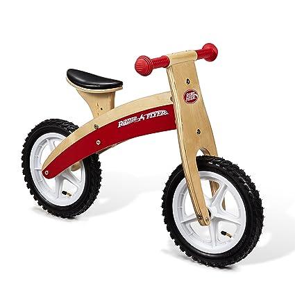 Amazon Com Radio Flyer Classic Glide Go Balance Bike Toys Games