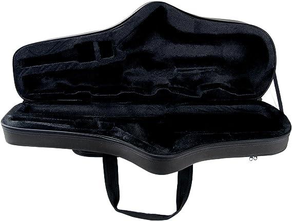 Classic Cantábile Estuche ligero para saxo tenor: Amazon.es: Instrumentos musicales