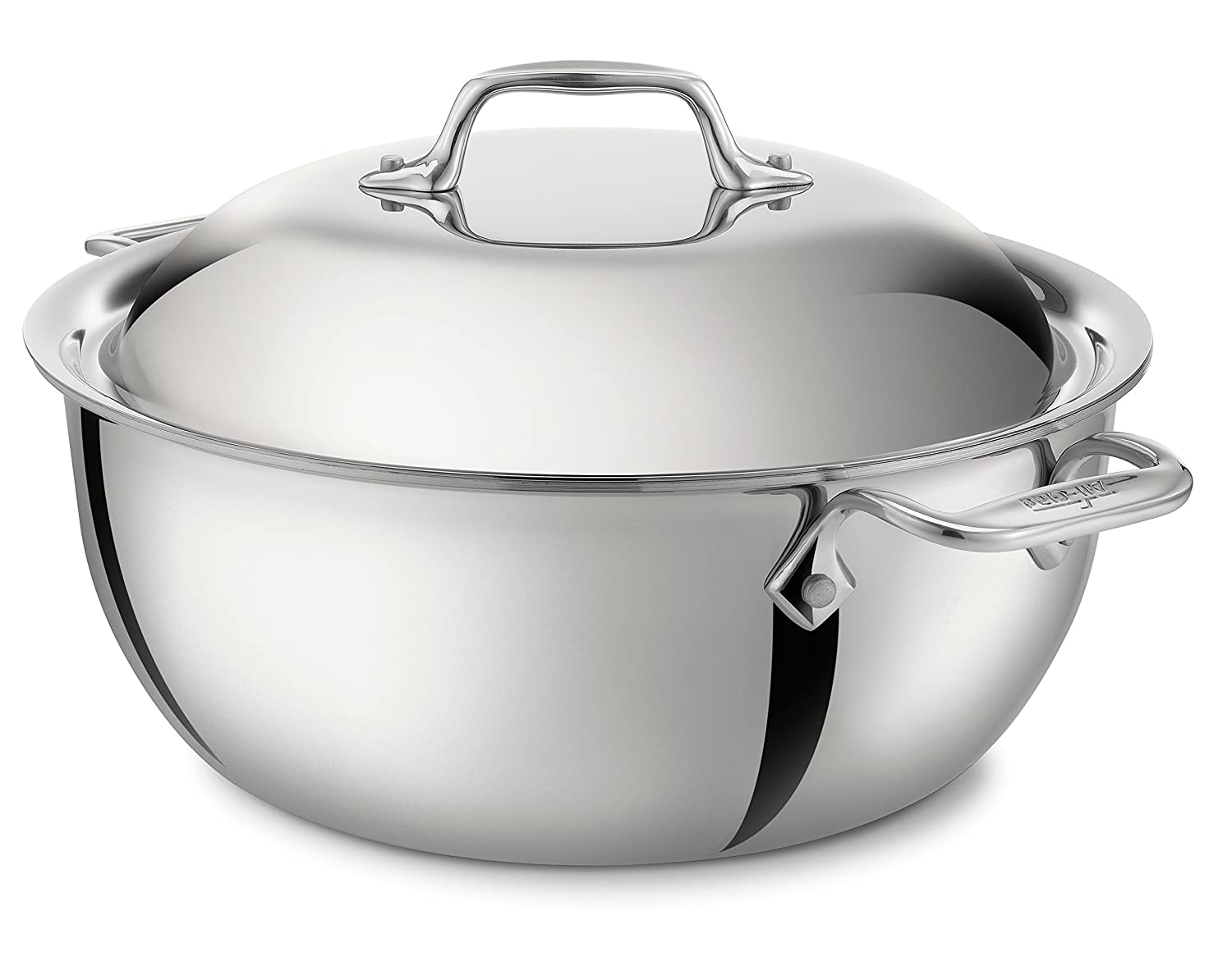 Amazon.com: All-Clad 4500 Stainless Steel Tri-Ply Bonded ...