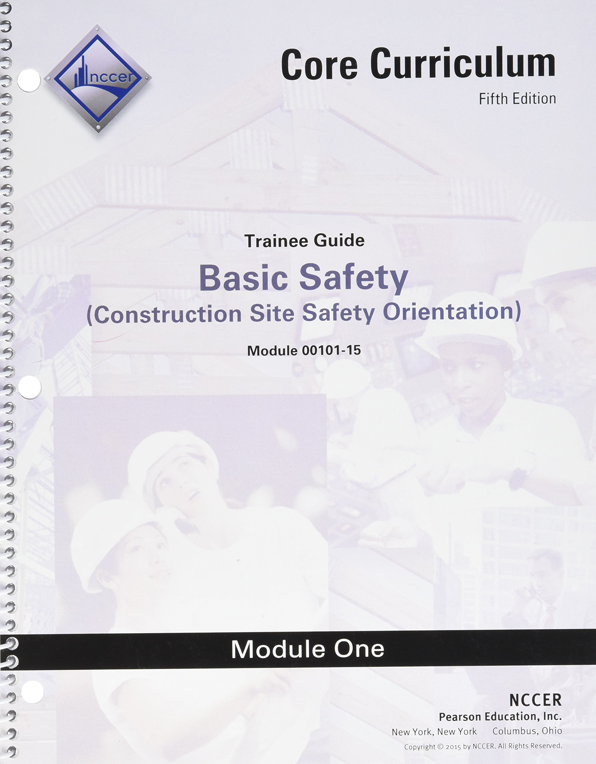 00101 15 basic safety trainee guide nccer 9780134075563 amazon 00101 15 basic safety trainee guide nccer 9780134075563 amazon books fandeluxe Image collections