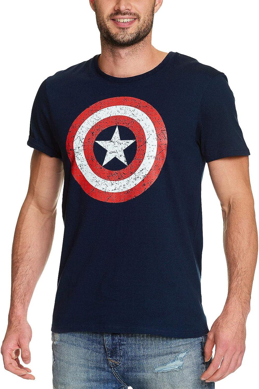 Captain america - Camiseta - para hombre