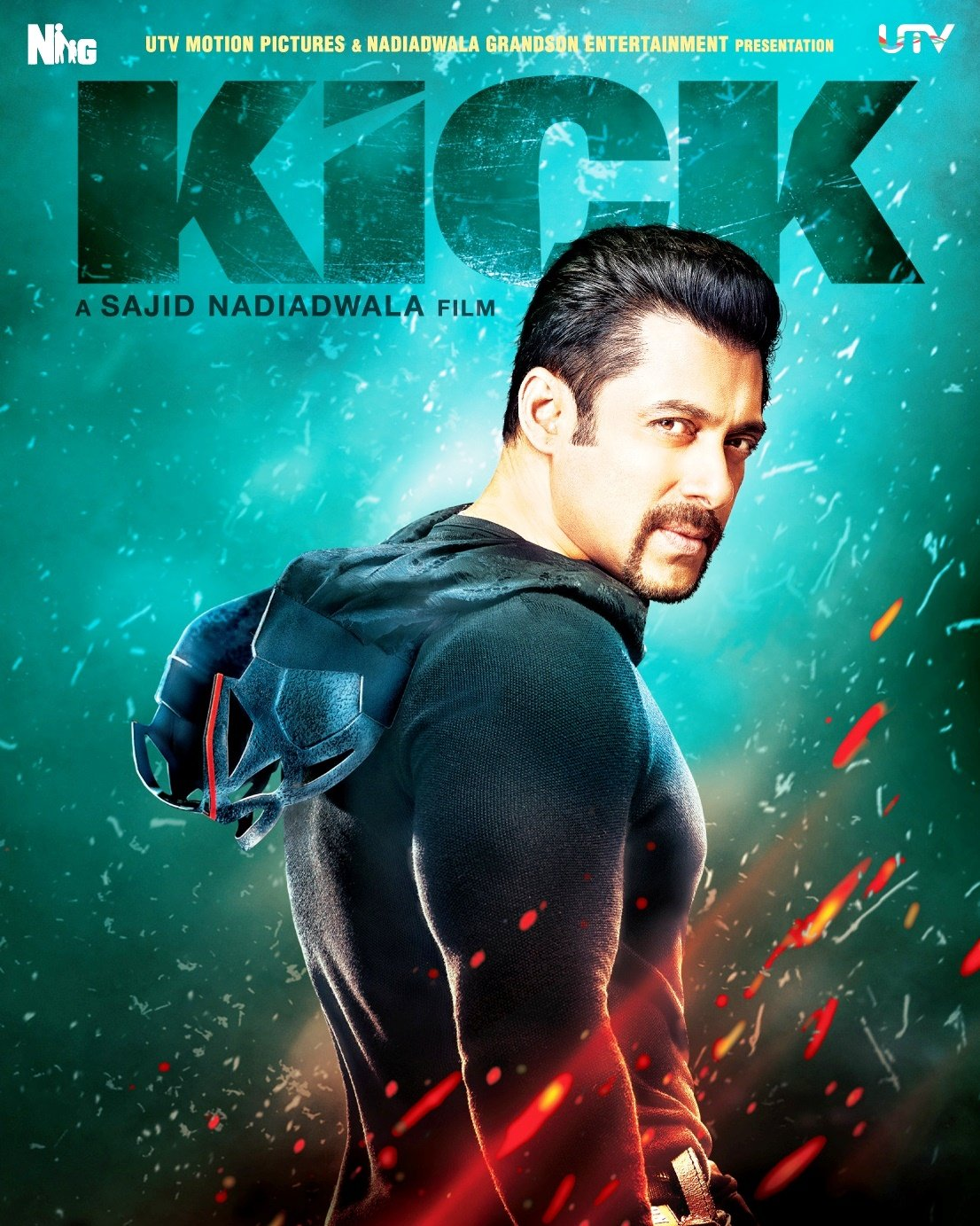 Amazon com: KICK BLURAY - 2014 BOLLYWOOD MOVIE REGION FREE