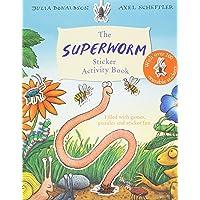 Superworm Sticker Activity Book
