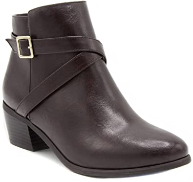London Fog Haverfield Women's ... Ankle Boots MrMh8l