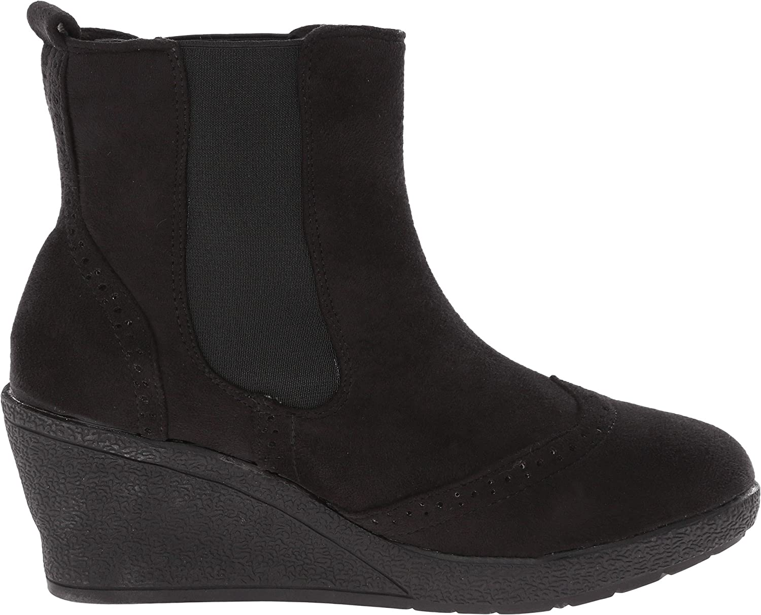 PATRIZIA by Spring Step Womens Fashion Comfort Boots Black