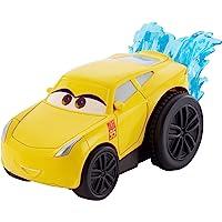 Disney Pixar Cars Voiture pour le bain Splash Racers Cruz Ramirez, jouet pour enfant, DVD39