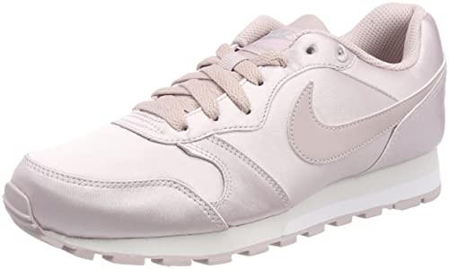 low priced 934e1 c8023 Nike MD Runner 2, Zapatillas de Entrenamiento para Mujer, Rosa Particle  Rose-Metallic Silver 602, 36 EU: Amazon.es: Zapatos y complementos