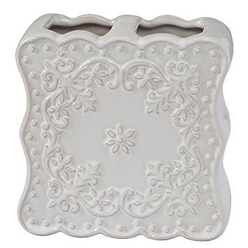 Productos de baño Creativo Volantes Soporte para cepillos de Dientes