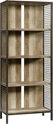 Sauder Carson Forge Tall Bookcase