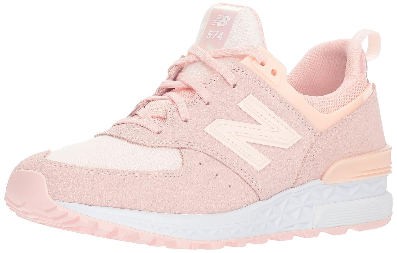 New Balance Damen Glo) Ws574v1 Sneaker Mehrfarbig (Sunrise Glo) Damen 7c3960