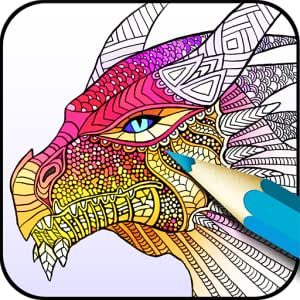 Coloring Book Adults Kids