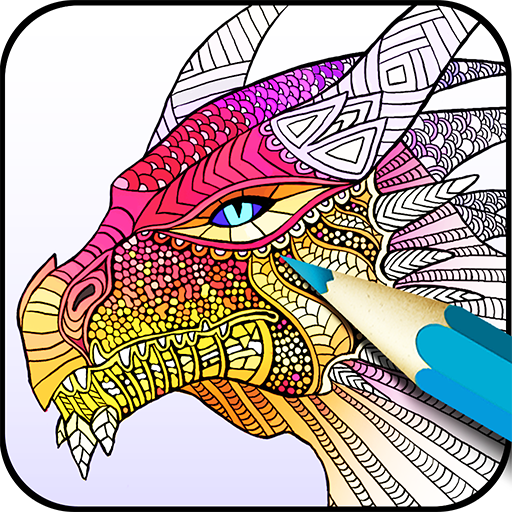 Coloring Book Adults Kids Appstore For Android