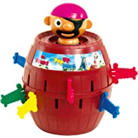 TOMY Pop Up Pirate  Classic Children's Action Game for 2 to 4 players  Suitable From 4 years