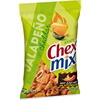 Chex Mix, Snack Mix, Jalapeno Cheddar, 8.75 oz. Bag