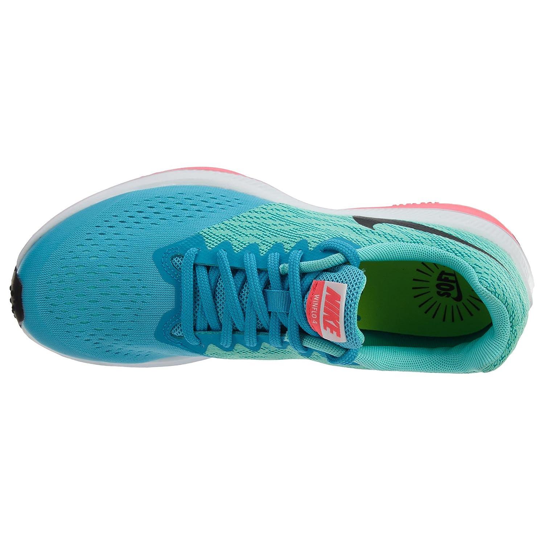 Nike Zoom Zoom Zoom Winflo 4 Big Kids Style  881583-400 Größe  7 M US 662135
