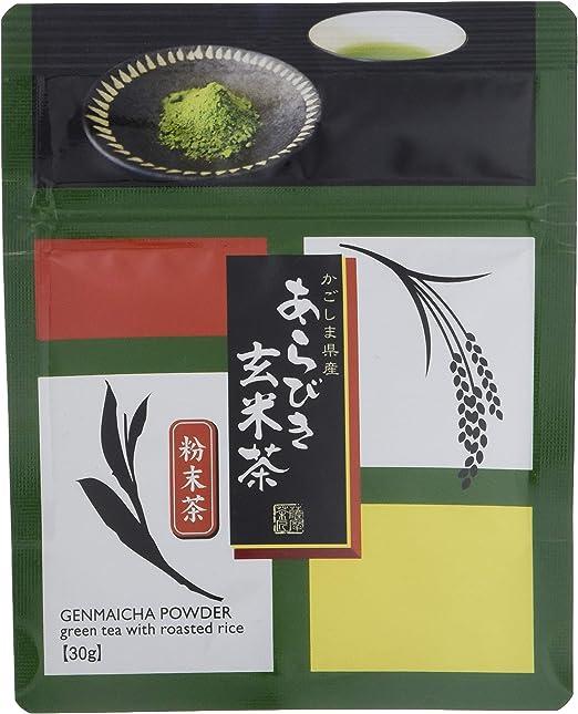 あらびき玄米茶30g 袋タイプ