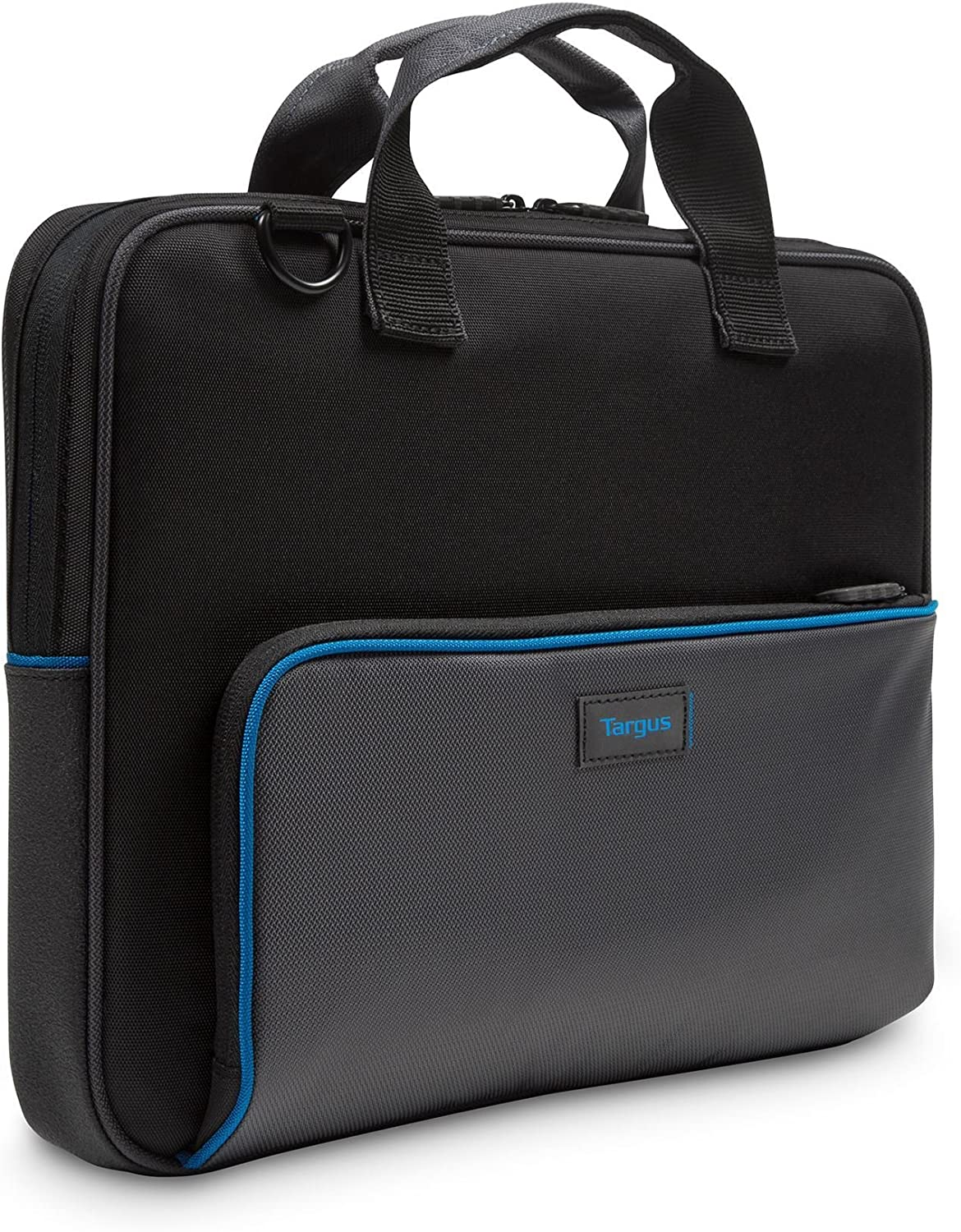 Targus Education Dome Protection 13.3-Inch Topload Laptop Bag, Black/Grey (TED016GL)
