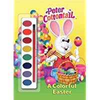 A Colorful Easter (Peter Cottontail)