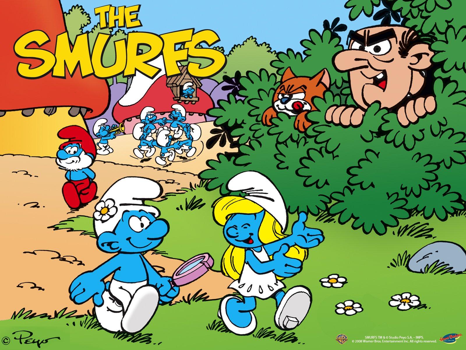 Watch The Smurfs Volume 1 | Prime Video