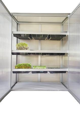 Mini Greenhouse for patio, balcony, apartment. Small cold frame ...