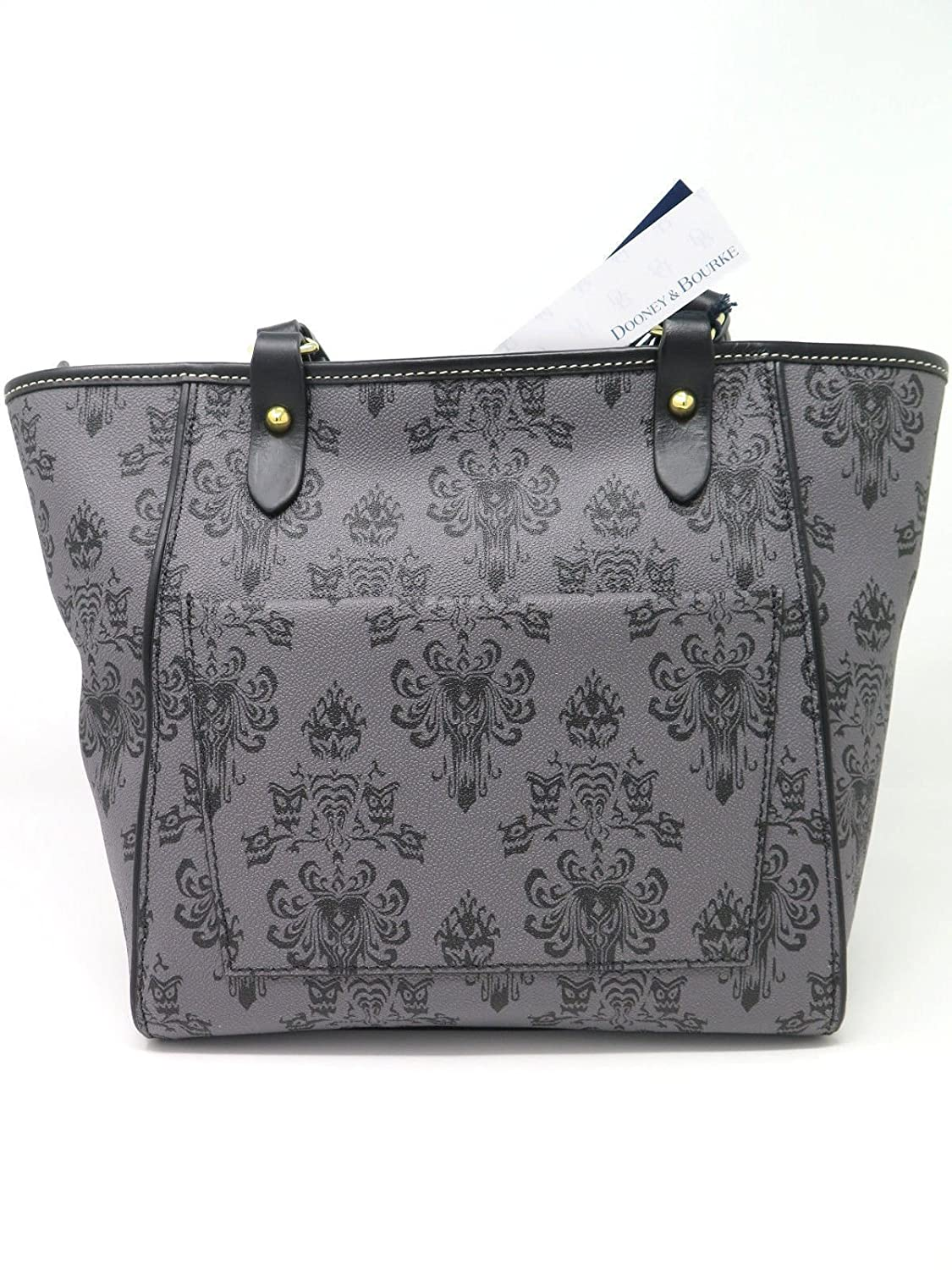 Dooney & Bourke Disney Haunted Mansion Nylon Leisure Shopper: Handbags:  Amazon.com
