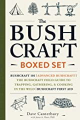 The Bushcraft Boxed Set: Bushcraft 101; Advanced Bushcraft; The Bushcraft Field Guide to Trapping, Gathering, & Cooking in the Wild; Bushcraft First Aid Kindle Edition