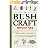 The Bushcraft Boxed Set: Bushcraft 101; Advanced Bushcraft; The Bushcraft Field Guide to Trapping, Gathering, & Cooking in th
