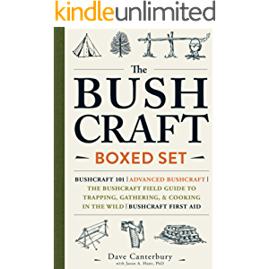 The Bushcraft Boxed Set: Bushcraft 101; Advanced Bushcraft; The Bushcraft Field Guide to Trapping, Gathering, & Cooking…
