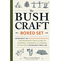The Bushcraft Boxed Set: Bushcraft 101; Advanced Bushcraft; The Bushcraft Field Guide to Trapping, Gathering, & Cooking in the Wild; Bushcraft First Aid (English Edition)
