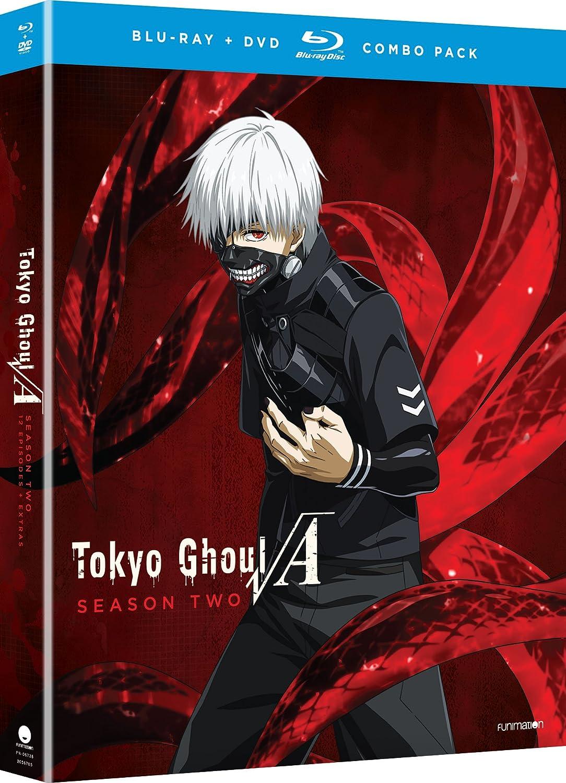 Tokyo Ghoul Va - Season Two Edizione: Stati Uniti Italia Blu-ray: Amazon.es: Cine y Series TV