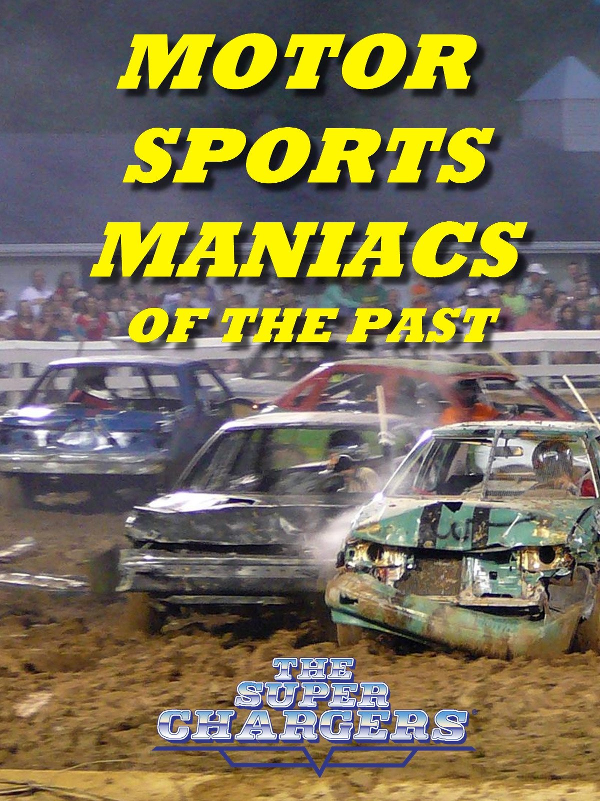 Motor Sports Maniacs of the Past on Amazon Prime Video UK